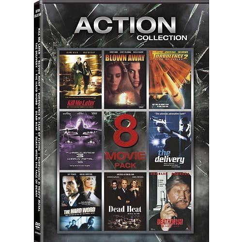 Action Collection 8 Movie Pack Kill Me Later Blown