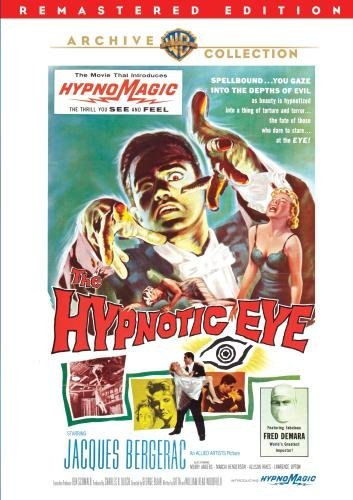 Hypnotic Eye (remastered) Bergerac Anders Henderson Ws Bw DVD R Nr