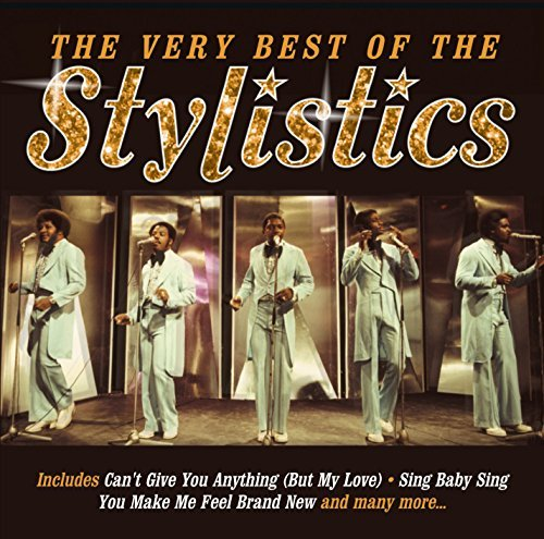 Stylistics Very Best Of Import Gbr