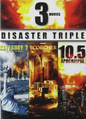 3 Movie Disaster Triple 3 Movie Disaster Triple Nr