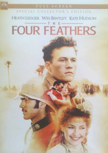 Four Feathers The Four Feathers Ledger Bentley Hudson Hounsou
