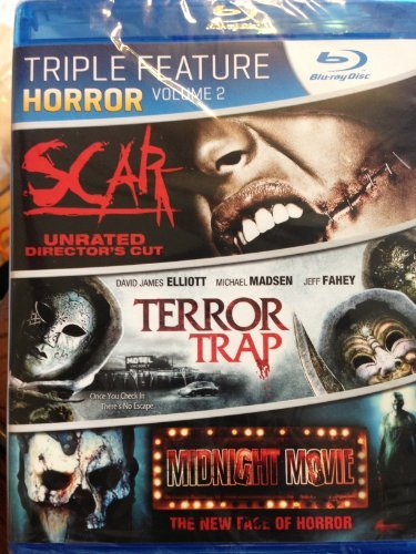 Horror Triple Feature Vol. 2 Ws Blu Ray Nr