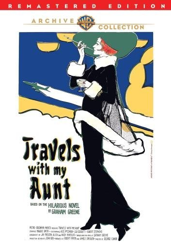 Travels With My Aunt (remaster Smith Mccowen Gossett DVD R Ws Pg