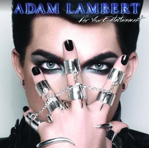 Adam Lambert For Your Entertainment (eu Edi Import Gbr Incl. Bonus Tracks