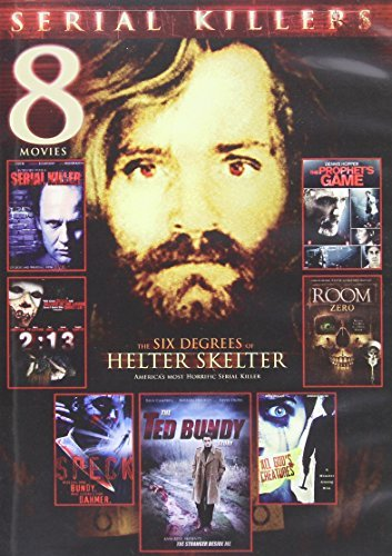 8 Movie Serial Killers 8 Movie Serial Killers Nr