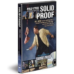 Cold Steel Knives Solid Proof Instructional DVD