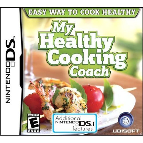 Nintendo Ds My Healthy Cooking Coach