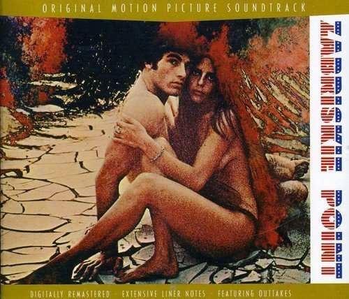 Zabriskie Point Soundtrack Import Aus 2 CD
