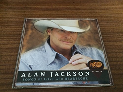 Jackson Alan Songs Of Love & Heartache
