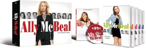 Ally Mcbeal Complete Series Ws Special Ed. Nr 32 DVD