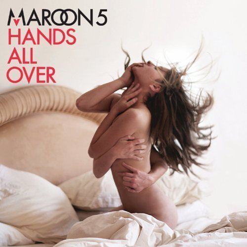 Maroon 5 Hands All Over Limited Edition CD DVD Combo