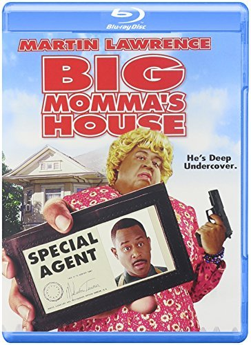 Big Momma's House Lawrence Long Blu Ray Ws Pg13