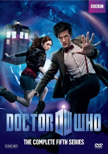 Doctor Who Complete Series 5 Nr 6 DVD