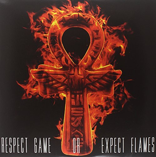 Casual & J. Rawls Respect Game Or Expect Flames 2 Lp Incl. Download Card