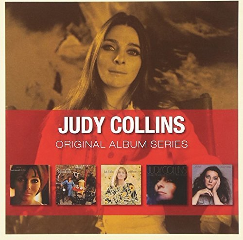 Judy Collins Original Album Series 5 CD