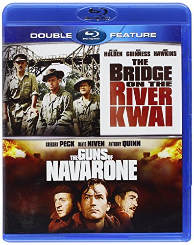 Gregory Peck David Niven Anthony Quinn Bridge On The River Kwai The (original Version)