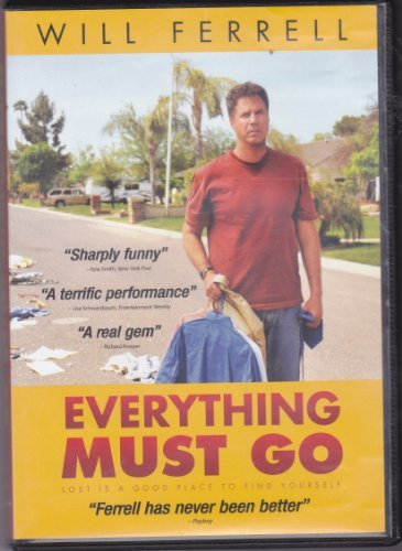 Everything Must Go Ferrell Hall Pena