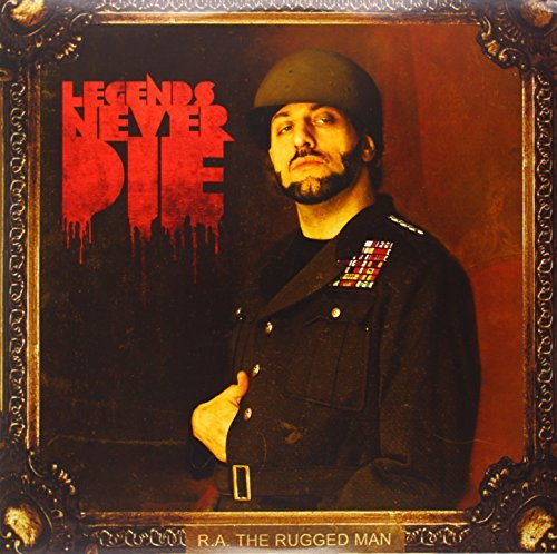R.A. The Rugged Man Legends Never Die 2 Lp