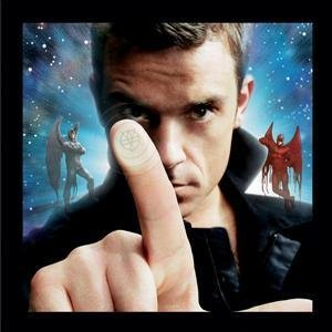 Robbie Williams Intensive Care Special Editio Import Eu Incl. DVD