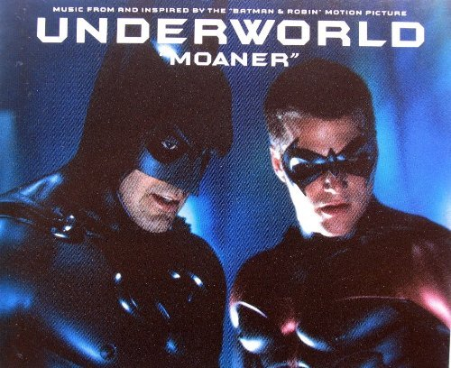 Underworld Moaner [single Cd]