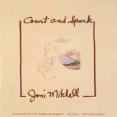Joni Mitchell Court & Spark