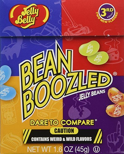 Candy Jelly Belly Beanboozled