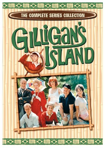 Gilligans Island Complete Collection Nr 9 DVD