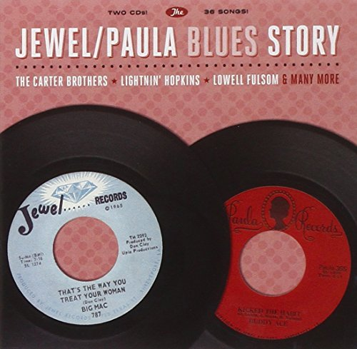 Jewel Paula Ronn Blues Story Jewel Paula Ronn Blues Story 2 CD