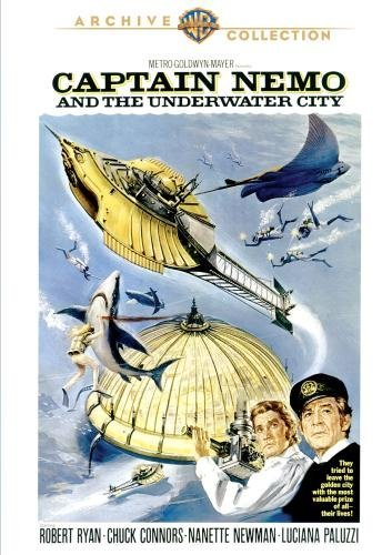 Captain Nemo & The Underwater Captain Nemo & The Underwater DVD R Ws Nr