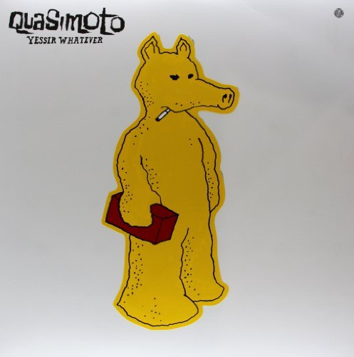 Quasimoto Yessir Whatever Incl. 7 Inch Download Card