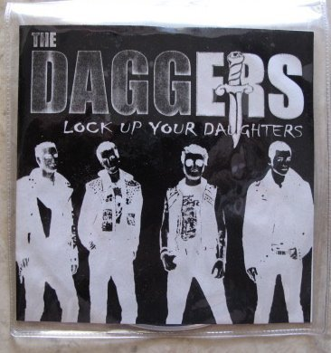 Daggers Lock Up Your Daughters