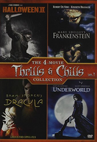 Bram Stoker's Dracula H2 Halloween 2 Mary Shelley's Frankenstein Underworld Bram Stoker's Dracula H2 Halloween 2 Mary Shelley's Frankenstein Underworld