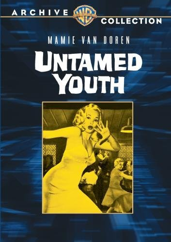 Untamed Youth Doren Nelson Russell Bw Ws DVD R Nr