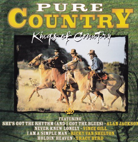 Pure Country Kings Of Country Jackson Gill Kershaw Travis Pure Country