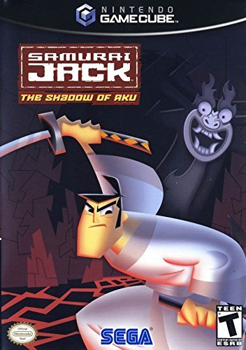 Cube Samurai Jack Shadow Of Aku