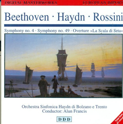 Beethoven Haydn Rossini Sym 4 Sym 49 Ouverture