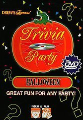 Trivia Party Series Halloween Clr Nr