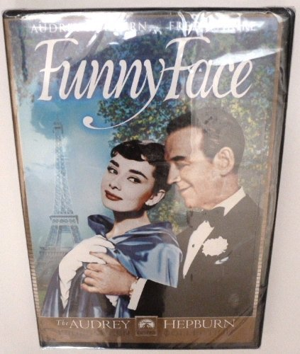 Funny Face Hepburn Astaire Thompson