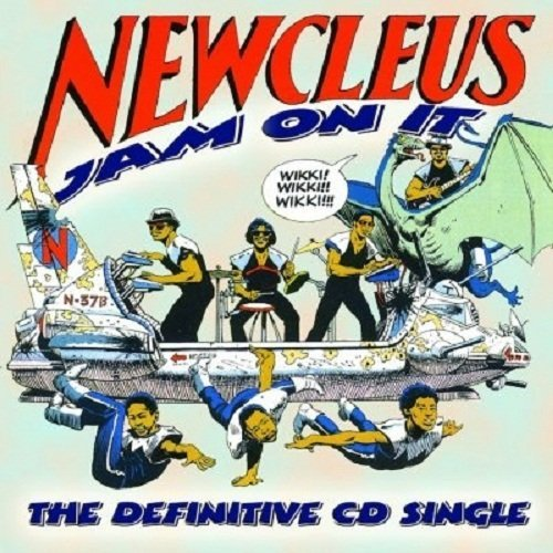 Newcleus Jam On It The Definitive CD S