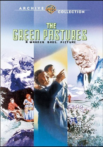 Green Pastures (1936) Anderson Polk Wilson Made On Demand Nr