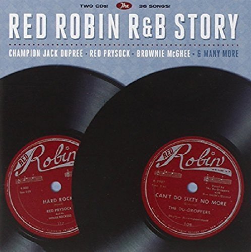 Red Robin R&b Story Red Robin R&b Story 2 CD