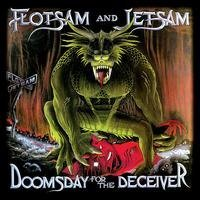 Flotsam & Jetsam Doomsday For The Deceiver 2 Lp