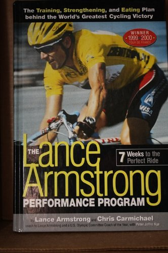 Lance Armstrong The Lance Armstrong Performance Program The Train