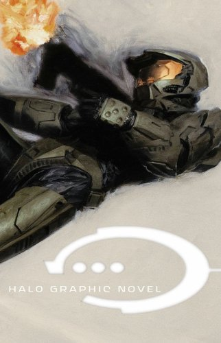 Marvel Comics Halo Graphic Novel