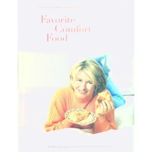 Martha Stewart Favorite Comfort Food