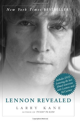 Larry Kane Lennon Revealed [with Dvd]
