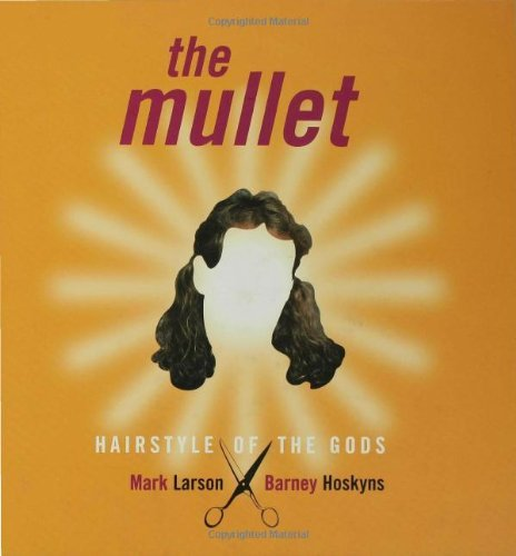 Mark Larson Mullet The Hairstyle Of The Gods