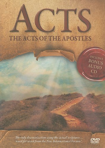 Joanne D'antonio Acts The Acts Of The Apostles [with Bonus Audio Cd]