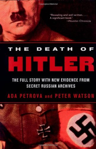 Ada Petrova The Death Of Hitler American