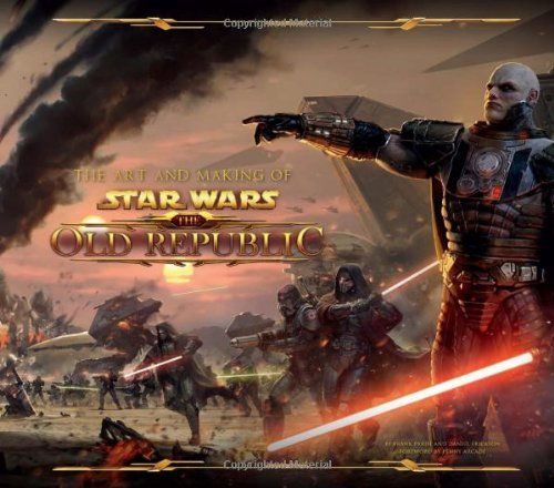 Frank Parisi The Art And Making Of Star Wars The Old Republic
